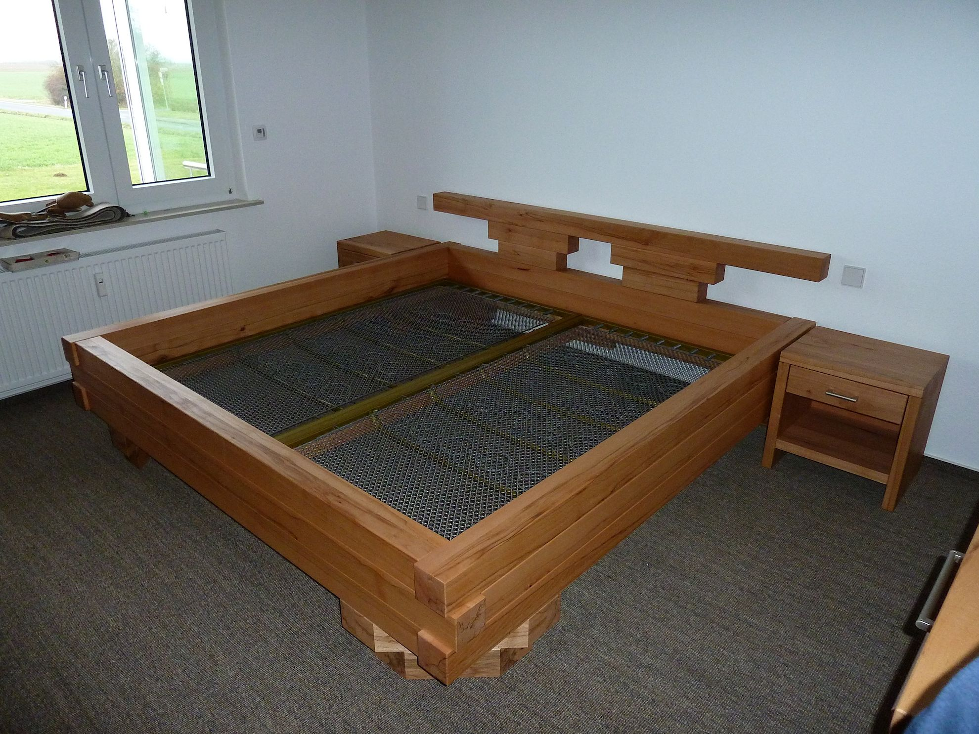 betten schreinermeister krug. Black Bedroom Furniture Sets. Home Design Ideas